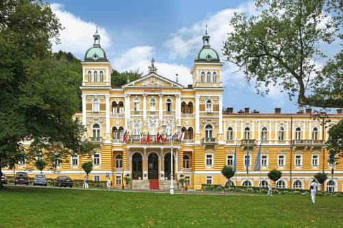 Das Central Spa Hotel Marienbad