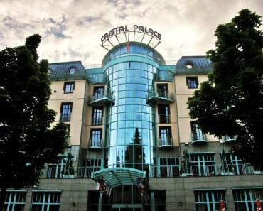 Cristal palace Marianske lazne
