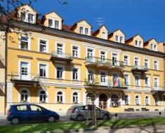 Dr Adler Spa Kurhotel Frantiskovy lazne