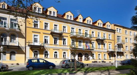 Kurhotel Dr. Adler Spa-Franzensbad