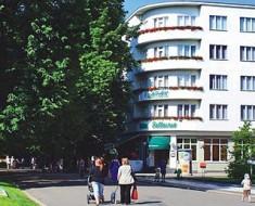 Hotel Bellevue - Tlapák Lázně Poděbrady