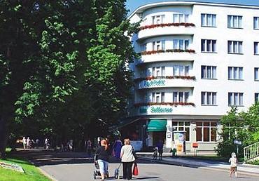 Hotel Bellevue – Tlapák (Lázně Poděbrady)