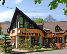 Wellness Hotel BOHEMIA Relax (Františkovy Lázně)