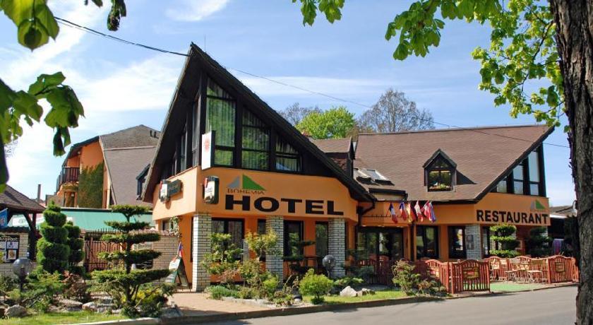 Hotel BOHEMIA-Frantiskovy Lazne-entspannen-
