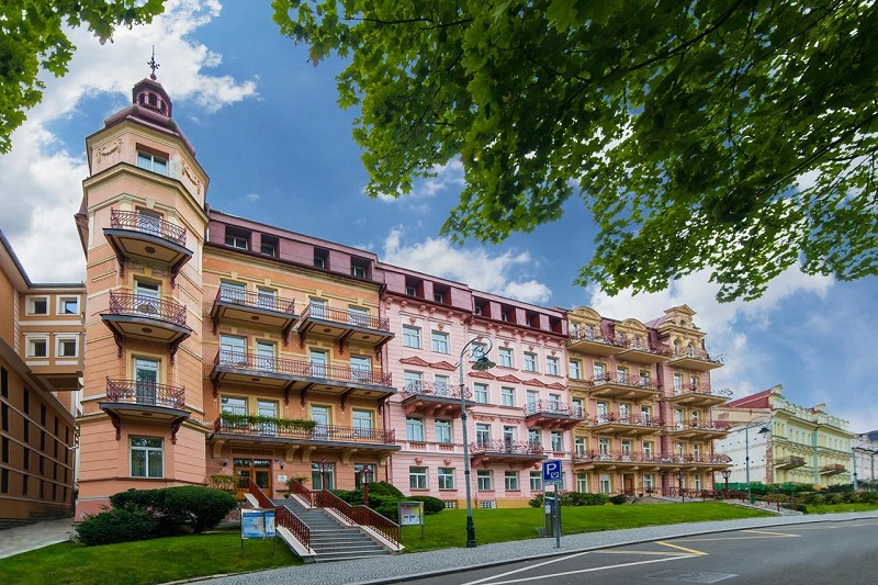 Hotel Concordia-Karlsbad