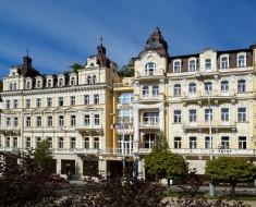 Hotel Excelsior Marianske lazne