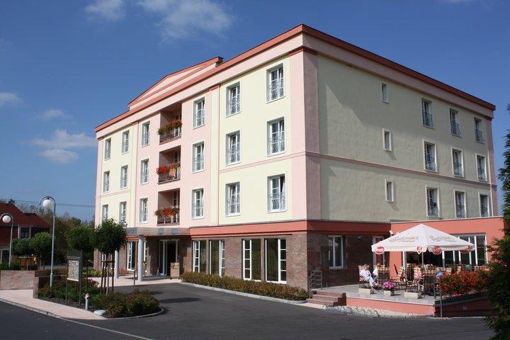 Hotel FRANCIS PALACE Franzensbad