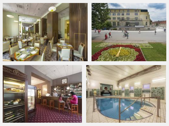 Hotel Libenský Kurort Podebrady