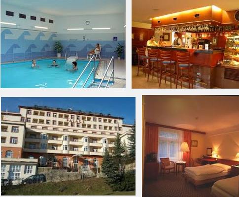 Das Palace Hotel Luhačovice