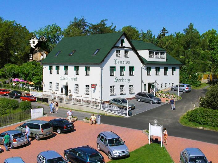 Hotel and Pension SEEBERG (Frantiskovy lazne)