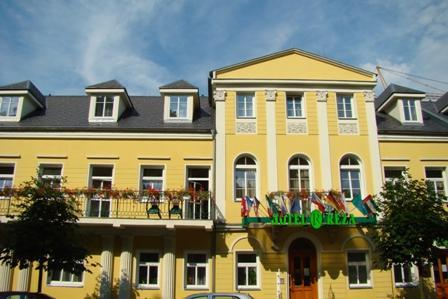 Hotel REZA Franzensbad