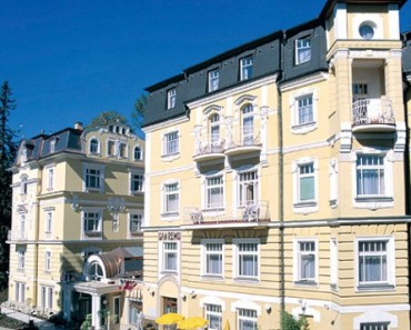 Hotel San Remo Marianske Lazne