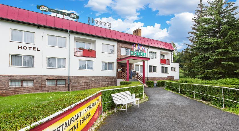 Hotel-Frantiskovy Lazne-Zatisi-Franzensbad--