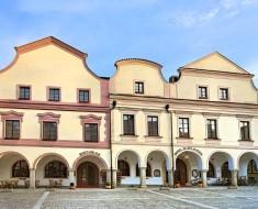 Hotel Zlatá hvězda Lázně Třeboň