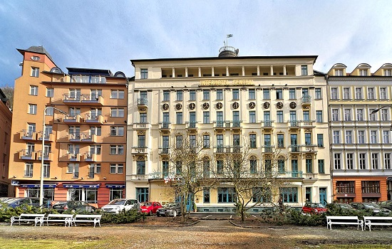 Interhotel CENTRAL, Karlsbad