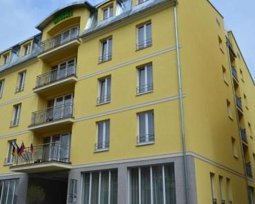 Kurhotel Brussel Frantiskovy Lazne