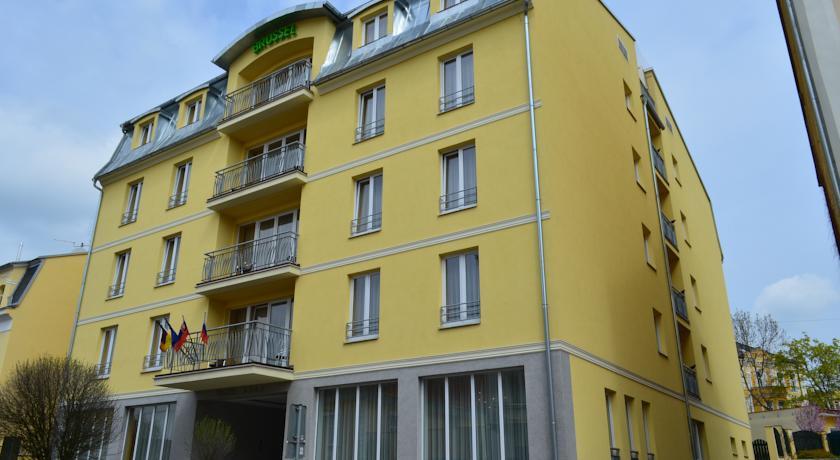 Kurhotel Brussel Franzensbad