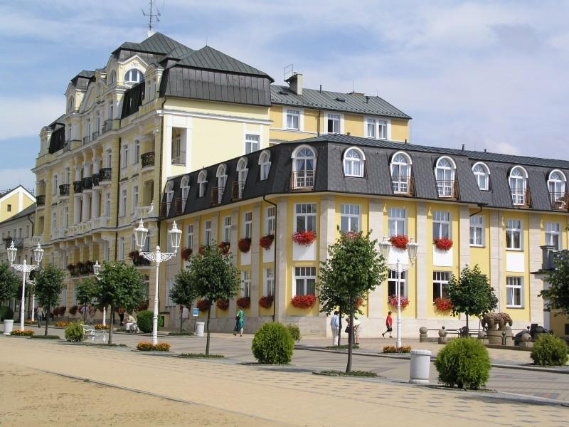 Lazenska Lecebna Hotel Kiev-Franzensbad
