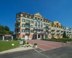 Lazensky hotel PAWLIK Frantiskovy Lazne