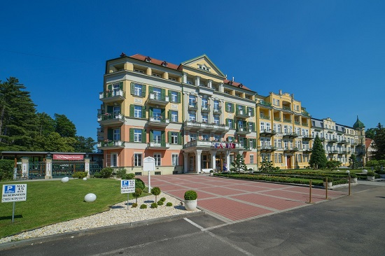 Lazensky отель ПАВЛИК Франтишковы Лазне