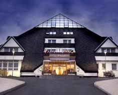 Lazensky hotel PYRAMIDA I Frantiskovy Lazne
