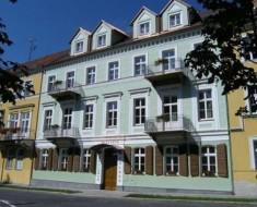 Lázeňský hotel Palace Bellaria (Františkovy Lázně)