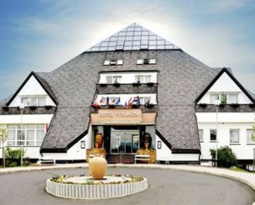 Lazensky hotel Pyramida II Frantiskovy-Lazne