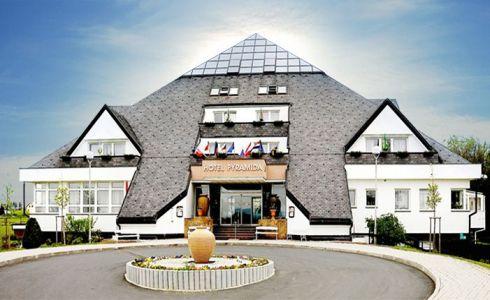 Lazensky отель Pyramida II Франтишковы-Лазне
