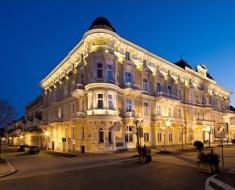 Spa hotel-SAVOY Franzesbad Tschechien
