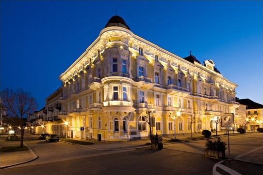 Lazensky hotel SAVOY Frantiskovy Lazne