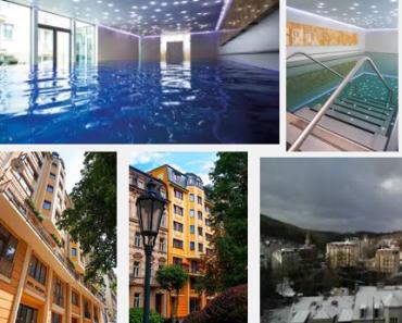 Luxury Spa & Wellness Hotel Prezident Karlovy Vary