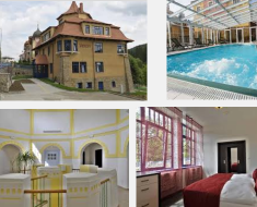 Luxury spa & wellness Vila Valaška (Luhačovice)