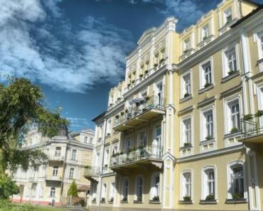 Monti Spa Hotel (Františkovy Lázně)