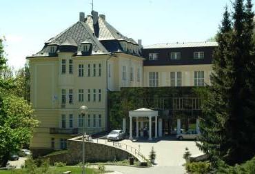 Lázeňský dům Moravan Teplice nad Bečvou