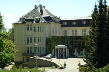 Bad Haus/Teplice nad Bečvou