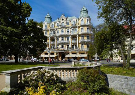 Orea Spa Hotel Bohemia Marianske Lazne