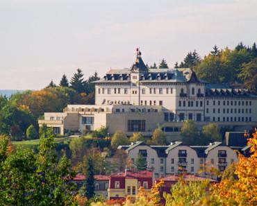 Orea Spa Hotel Monty (Mariánské Lázně)