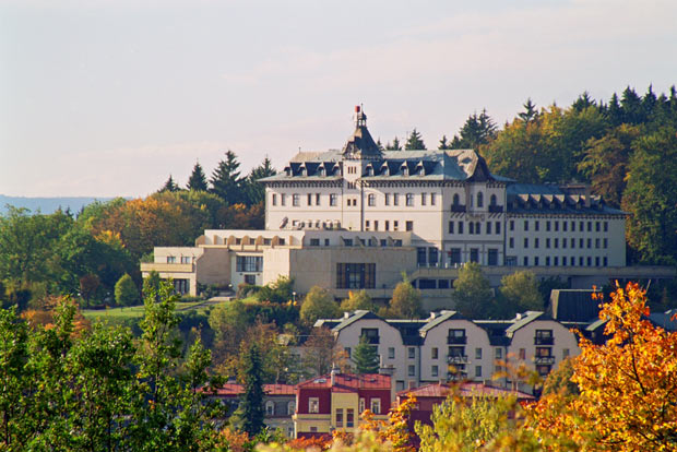 Orea Spa Hotel Monty Marianske Lazne