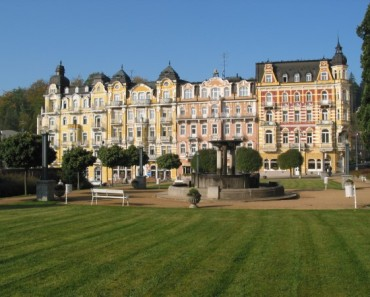 Orea Spa Hotel Palace Zvon Marianske lazne