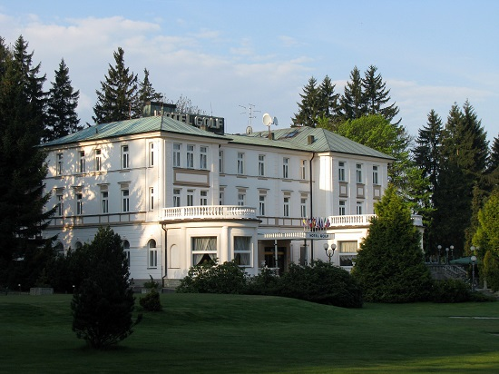 PARKHOTEL GOLF Marianske Lazne