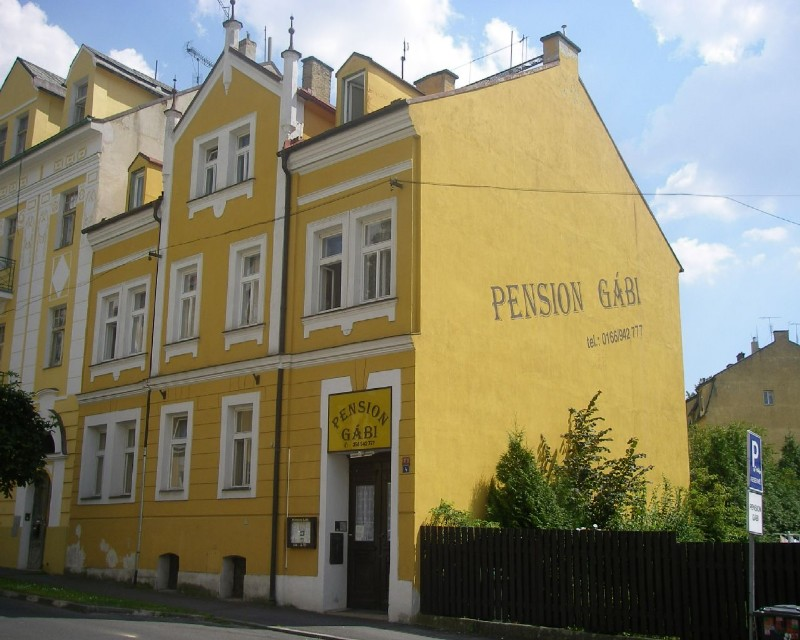 Pensión Gabi Frantiskovy Lazne