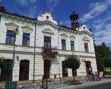 Penzion Věžička Lázně Bělohrad
