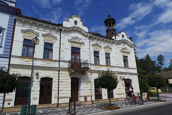 Guest House Turret Lázně Bělohrad