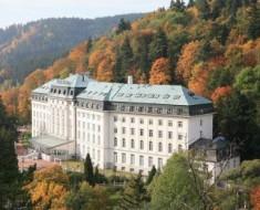 Radium Palace Spa Hotel Lázně Jáchymov