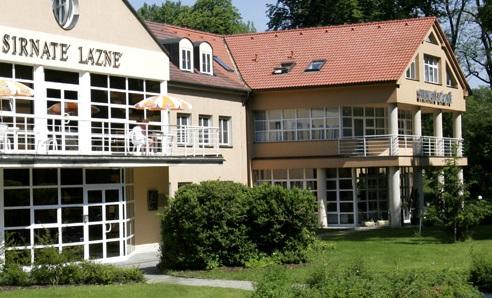 Hotel Royal Spa Sirnaté Lázně (Ostrožská Nová Ves)