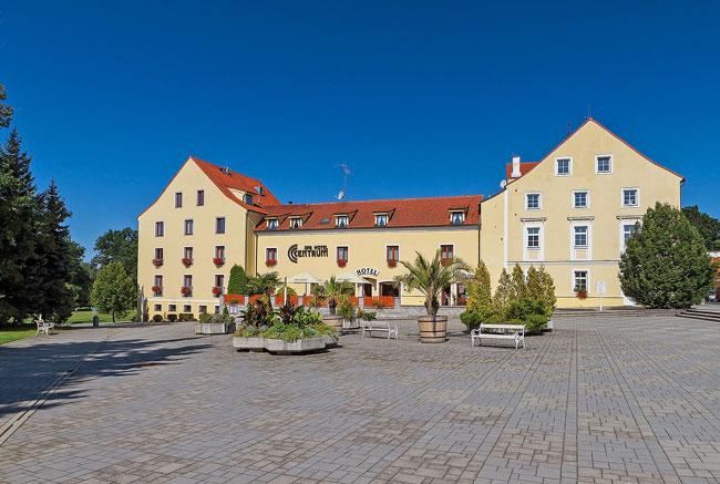 SPA HOTEL Franzensbad