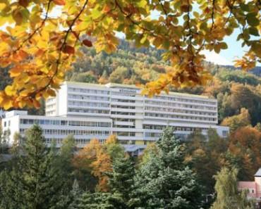 Spa Hotel Běhounek Lázně Jáchymov