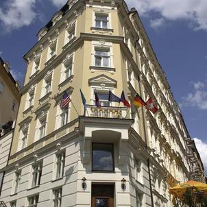 Спа отель Schlosspark Карловы Вары
