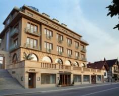 hotel alexandria luhacovice