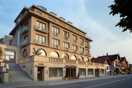 Alexandria Hotel, luhacovice